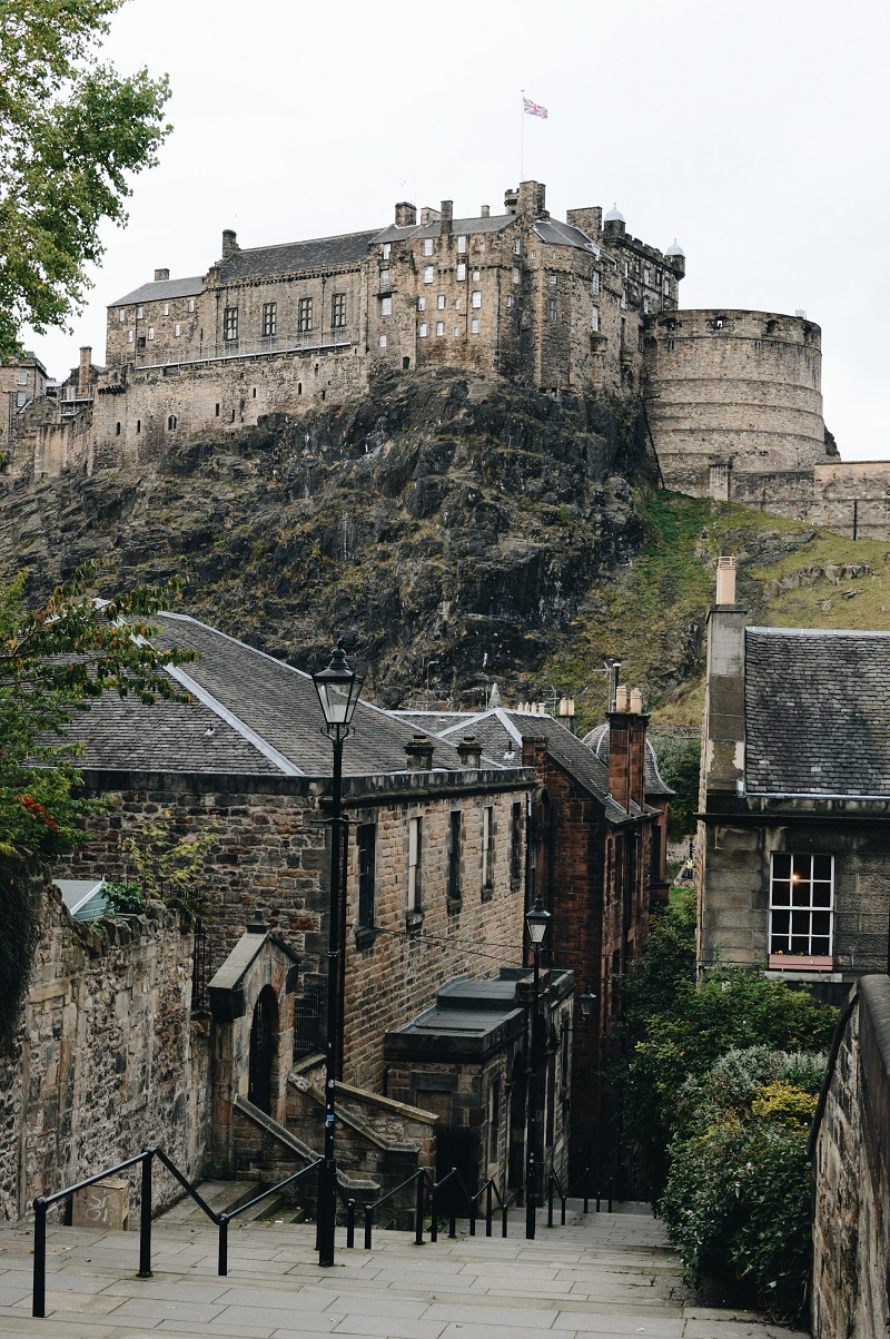 Prices moderate in Edinburgh but it is still one of top cities in Europe for growth