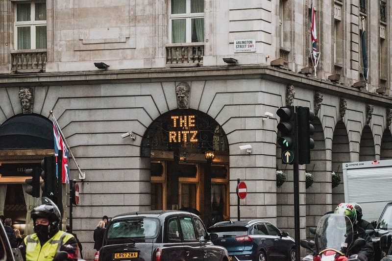 Frederick Barclay threatens legal action as Ritz hotel is sold