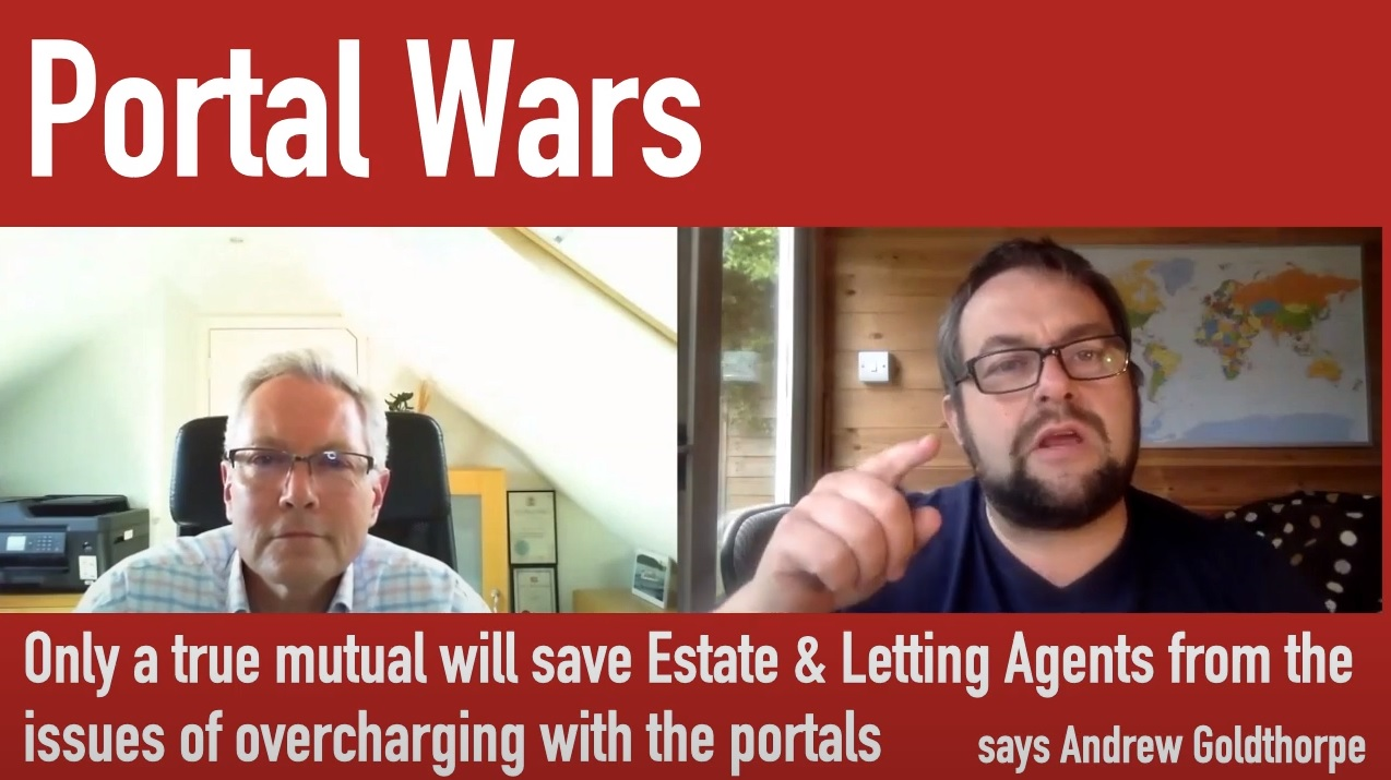 Portal wars: 'OTM was never a truly mutual organisation', says Andrew Goldthorpe, CEO of PropertyMutual.com