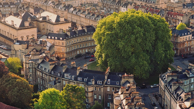 Bath is best city in the UK for first time buyers, new research suggests